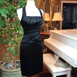 White House Black Market Dresses - NWT WHITE HOUSE BLACK MARKET BLACK PARTY DRESS 2